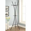 Coat Racks Modern Chrome Coat Rack