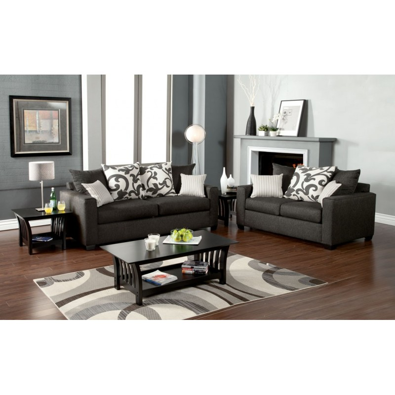 contemporary sofa on sale living room furniture Washington DC modern ...