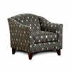 Coltrane Accent chair made in USA