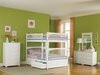 Columbia Full/Full Bunk Bed Children Bedroom Furniture storage optional