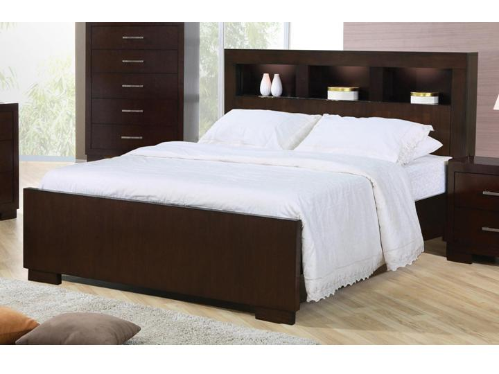modern  PC queen platform bedroom Alexandria VA furniture stores