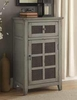 Contemporary Accent Cabinet # 901501