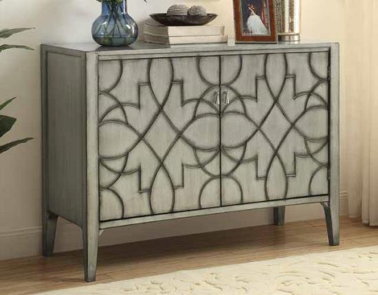 Contemporary Accent Cabinet 950631