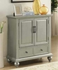 Contemporary Accent Cabinet # 950632
