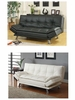 Contemporary Futon Sofa Bed Sleeper Furniture 300281 DC Stores