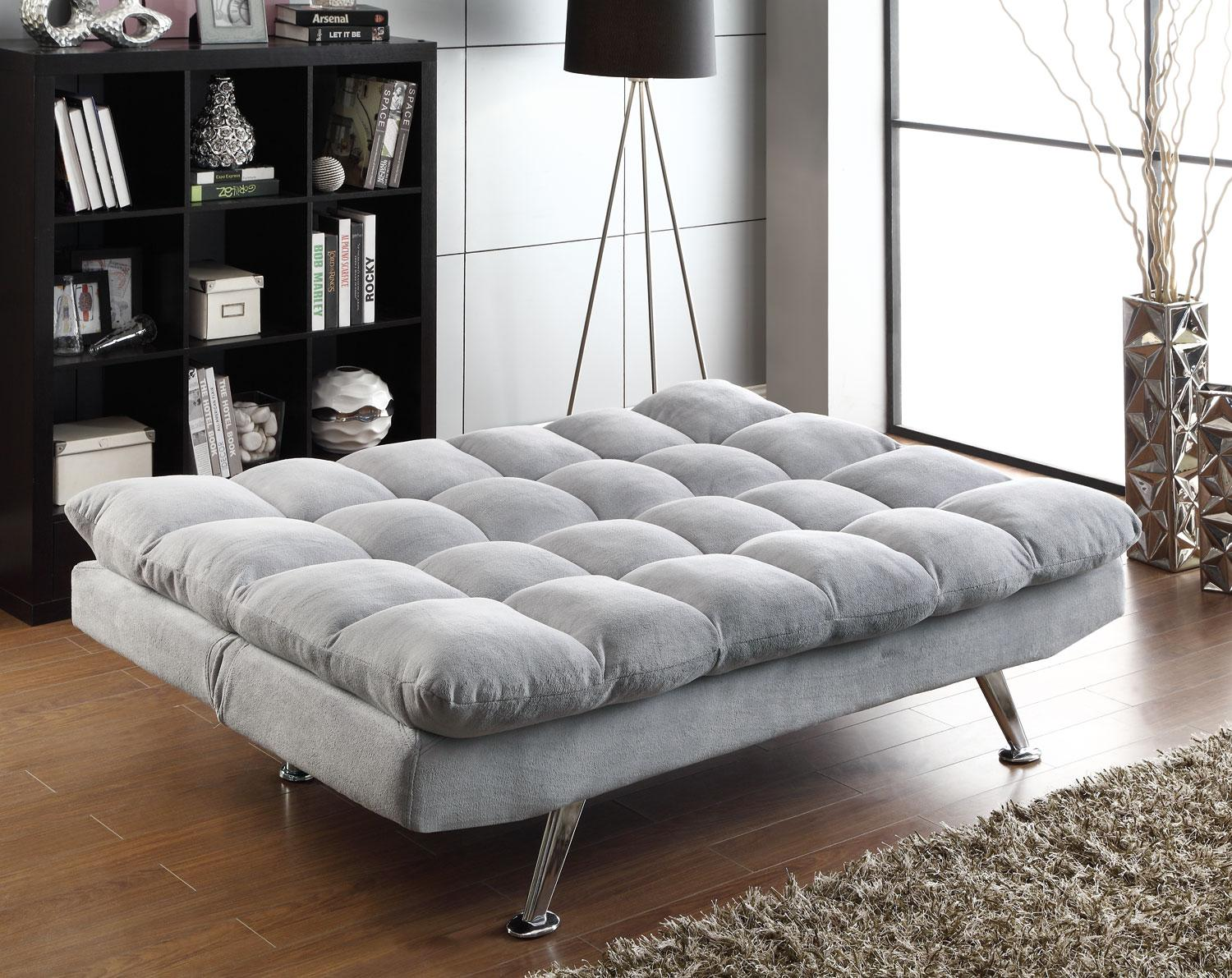 contemporary futon sofa bed sleeper model 500775 0TEZEAAN