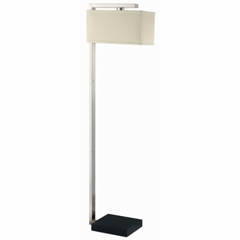 Contemporary Metal Floor Lamp
