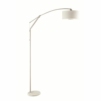 Contemporary Over Arching Floor Lamp