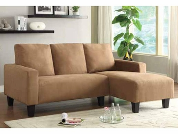 Contemporary Sothell Sectional Sofa with Chaise