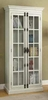 2-Door Tall Cabinet Antique White # 910187