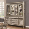 Danette Server and China Cabinet with LED Lighting