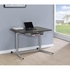 Desks Height Adjustable Standing Desk with Storage Compartment