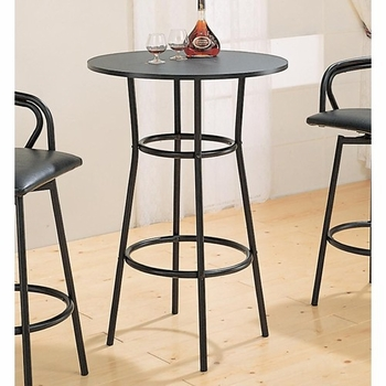 Dixie Round Bar Table