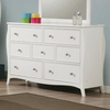 Dominique 7 Drawer Dresser