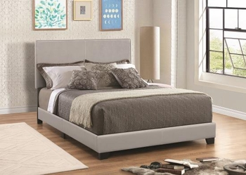 Dorian Twin Size Upholstered Bed