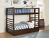 Dreamland Twin/Twin Bunkbed with Storage