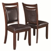 Dupree Casual Upholstered Side Chair