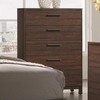 Edmonton Chest with Five Dovetail Drawers