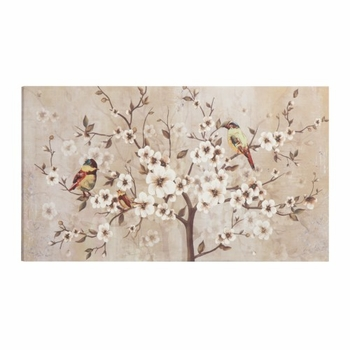 Elegant Plums Wall Art
