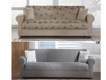 Elita Modern Futon Sofa Bed VA furniture stores