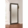 Ellison Industrial Floor Mirror with Metal Frame