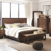 Ellison Industrial King Platform Bed