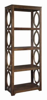 Enedina Open Bookcase