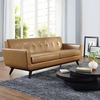 ENGAGE BONDED LEATHER SOFA 1338
