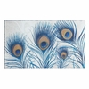 Eye Catching Feather Wall Art