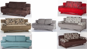Fantasy Queen Sofa Sleeper/Storage