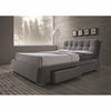 Fenbrook California King Upholstered Bed with Storage Drawers