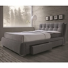 Fenbrook King Upholstered Bed with Storage Drawers