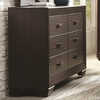 Fenbrook Transitional Six Drawer Dresser