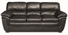 Fenmore Casual Split Back Leather-Like Sofa