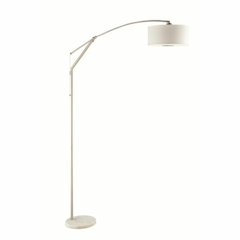 Floor Lamps Contemporary Over Arching Floor Lamp