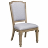 Florence Upholstered Dining Chair with Tack Trim by Donny Osmond Home