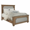 Florence Upholstered Panel Queen Bed