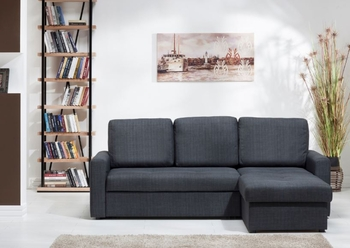 Flynn Pull Out Sectional