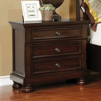 FOA Transitional Nightstand On sale