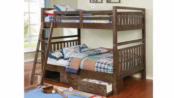 Full/Full Malcolm Bunk Bed