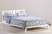 Full Open End Platform Bed