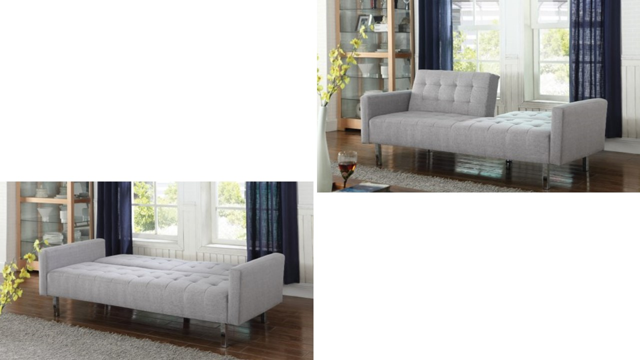 split back futon sofa bed DC furniture stores