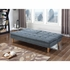 Futons Sofa Bed with Button Tufting