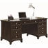 Garson Double Pedestal Desk with 7 Drawers 801012