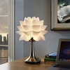 GLOWPETAL TABLE LAMP IN WHITE