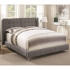 Goleta Queen Upholstered Bed with Button Tufted Headboard