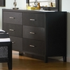 Grove Six Drawer Dresser