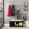GUMBALL COAT RACK IN MULTICOLORED