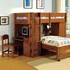 Harford Twin/Twin Loft bed