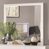 Havering Mirror with Wood Frame